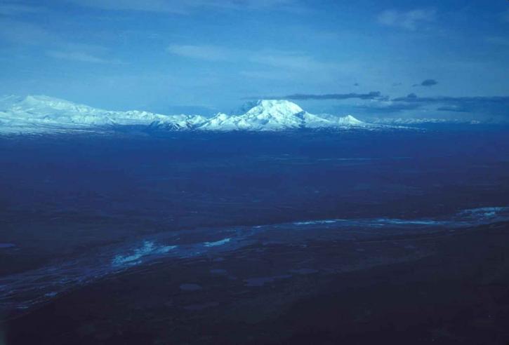 montagne, tambour, wrangell