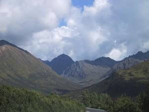 mountains, Alaska