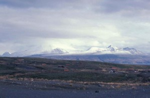 mountains, Izembek, landscape
