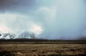 Alaska, phạm vi, squall