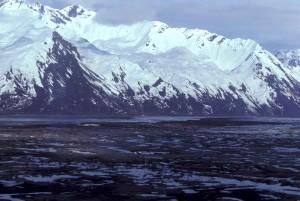 Allen, sông băng, Chugach, quốc gia, rừng