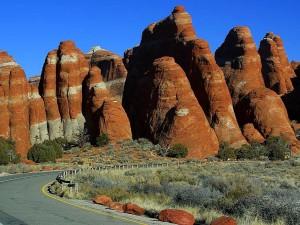 arches, national park