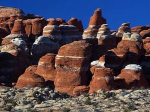 arches, parc national, rouges, rochers