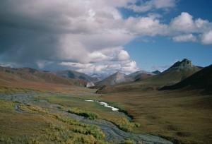 Arctic, national park, landscape
