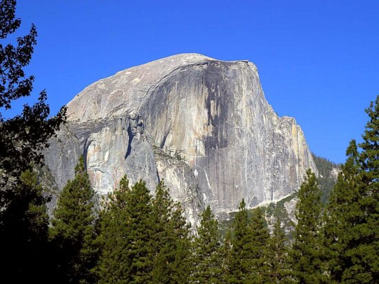 dome, national park, great, mountain