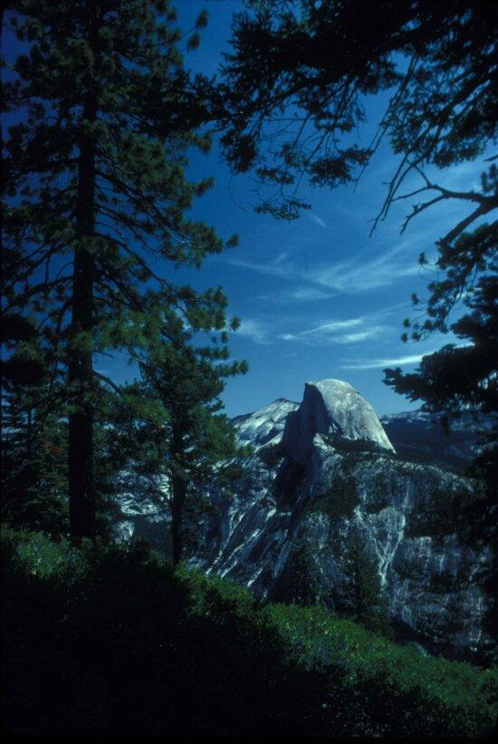 dome, Yosemite, national park
