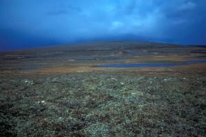 lake, becharof, tundra, blue, mountain
