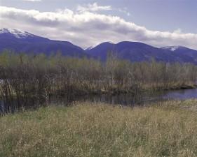 Metcalf, reserve, Stevensville, Montana