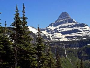 logan, pass, glacier, national park