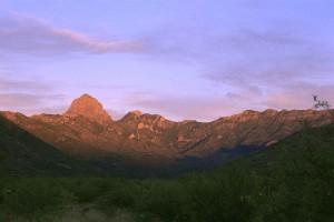 mountain, scenic, landscape, Baboquivari, peak