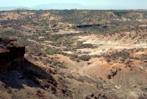 oldavai, gorge