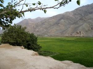 Группа, Амир, региона, высокий, индуистской, Куш, горы, Центральный, Афганистане, обладает