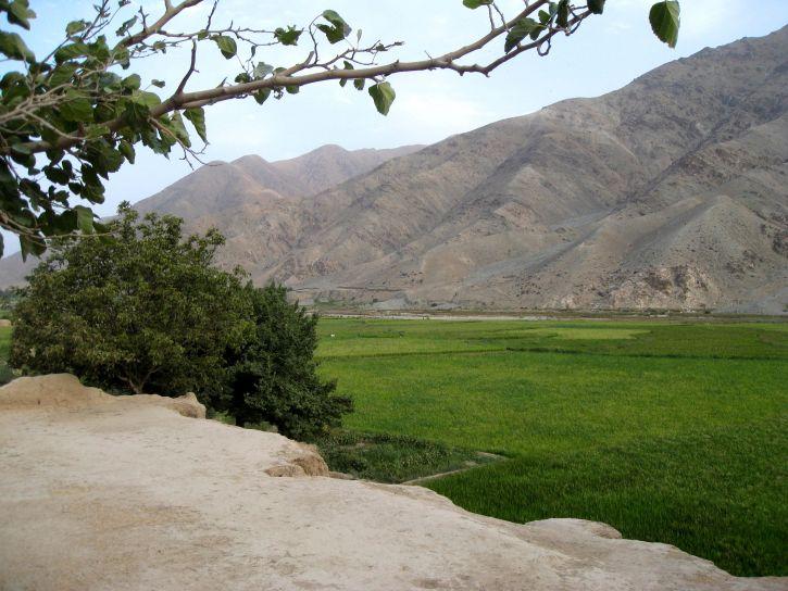 band, amir, region, høj, Hindu Kush, bjerge, central, Afghanistan, besidder