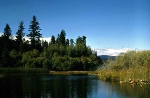 Klamath, parco nazionale, lago