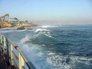 océan, plage, vagues
