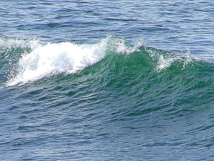 ocean, wave