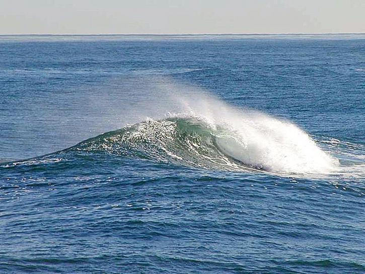 ocean, waves, water