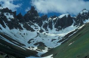 aghileen, pinnacles ซ้ายมือ หุบเขา ป่า พื้นที่