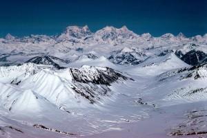 Alaska, núi, phạm vi