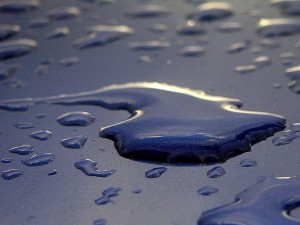vand, regn, dropplets