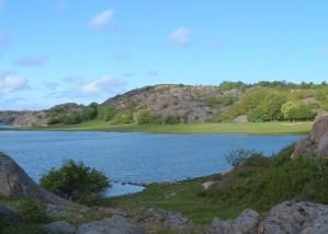 archipelago, river
