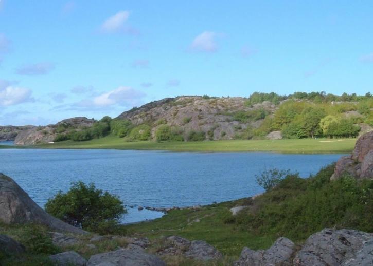 archipel, rivière