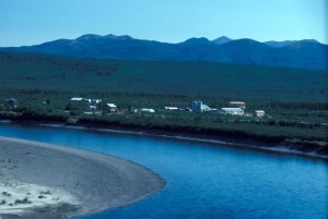Bettles, Koyukuk, rivière