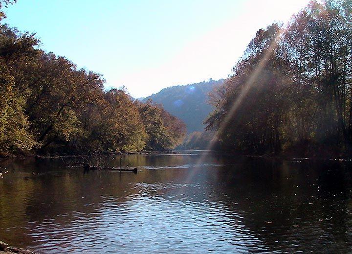 Clinch, rivier