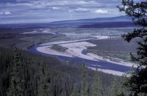 Coleen, rivier