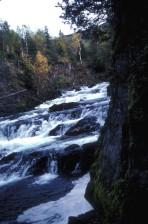 rapide, cascades, rivière