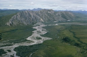 firth, river, Arctic, wilderness, refuge