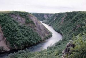 kemuk, river, scenic