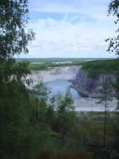 limestone, quarry