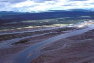 noroi, Râul, primavara