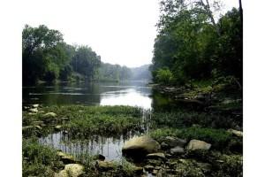 frumos, peisajul râu, pitoresc,