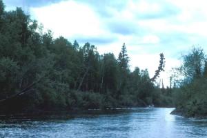Fluss, Bootfahren
