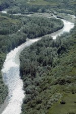 floden, sky