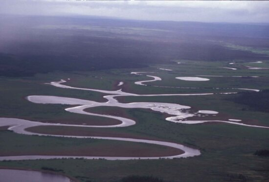 river, landscape, scenics, aerial, photography