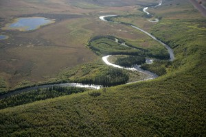 river, oxbows, scenics