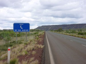 Emergency, skilt, motorveien