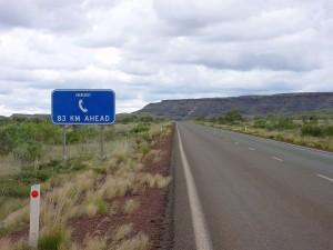 emergency, sign, highway