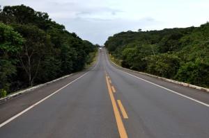 diaľnice, plné, bodkované, riadok