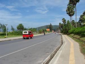 phuket, beach, road