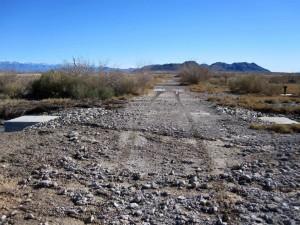 road, damaged, debris, flooding