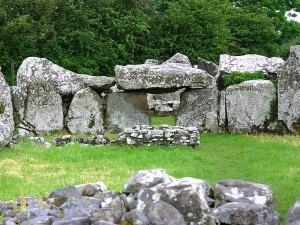 creevykeel, stones, circles, Ireland, court, tombs