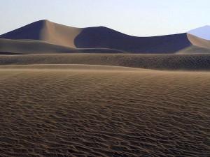 déserts, sable, dunes
