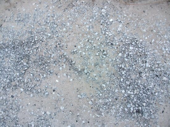 pavement, covered, sand, texture, pattern, ground, dust