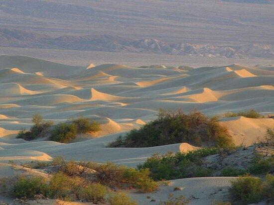 sand, dunes, deserts, death, valley