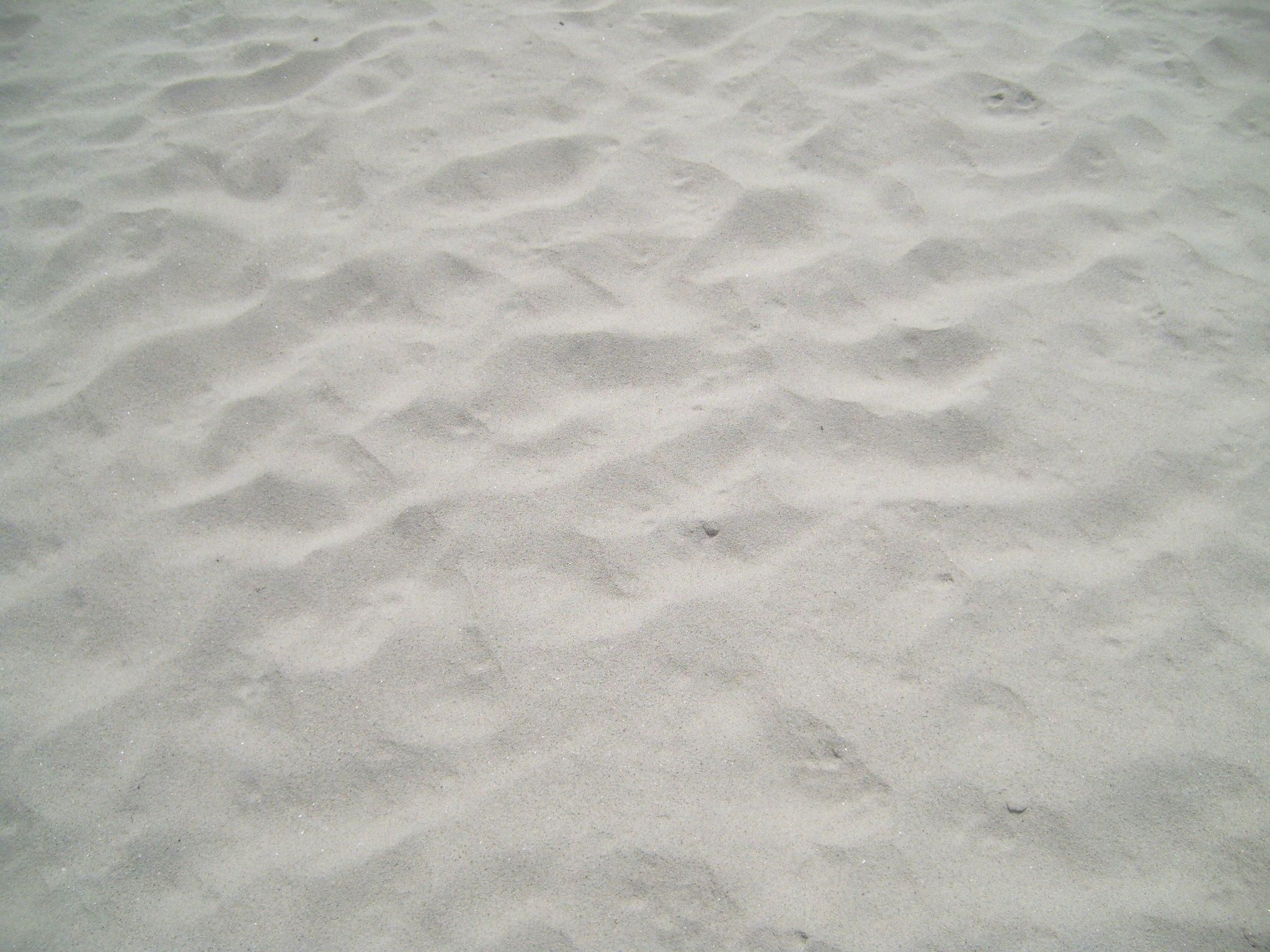 White Soft Sand Beach