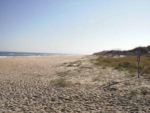 Strand, Sand, landschaftlich
